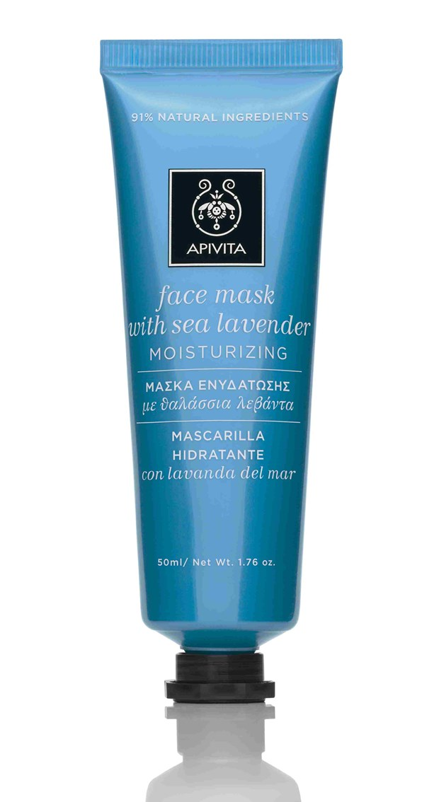 Face Care Masks & Scrubs Face Mask with Sea Lavender