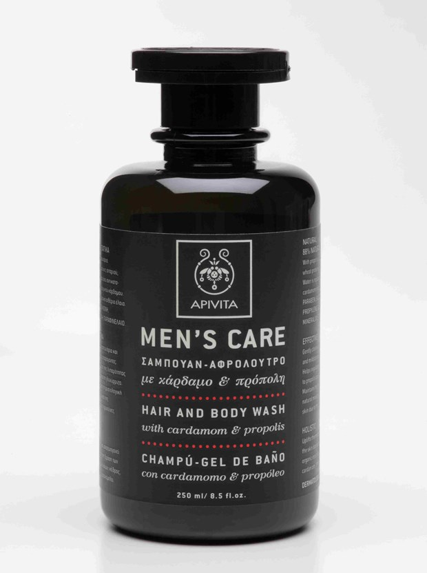Men's Care Hair and Body Wash