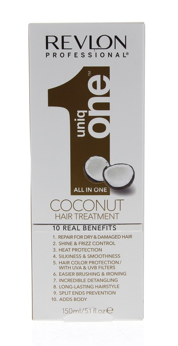 All in One Treatment Coconut