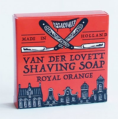 Royal Orange Shaving Soap