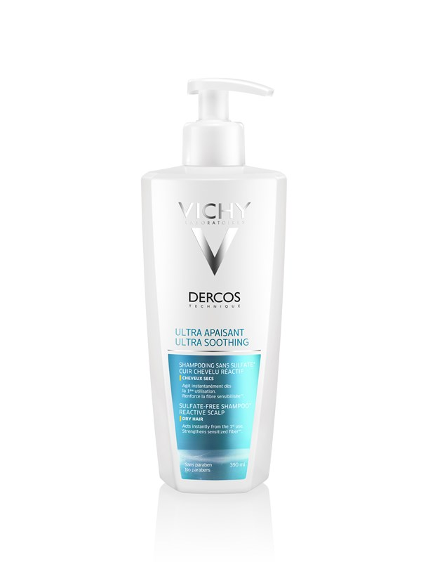 Dercos Ultra-Soothing Sulfate-Free Shampoo
