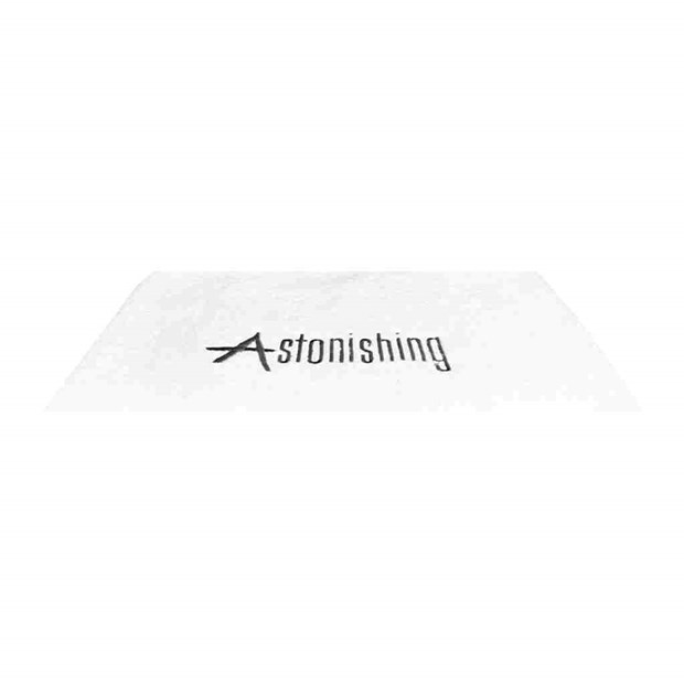 Tools White Towel with Logo