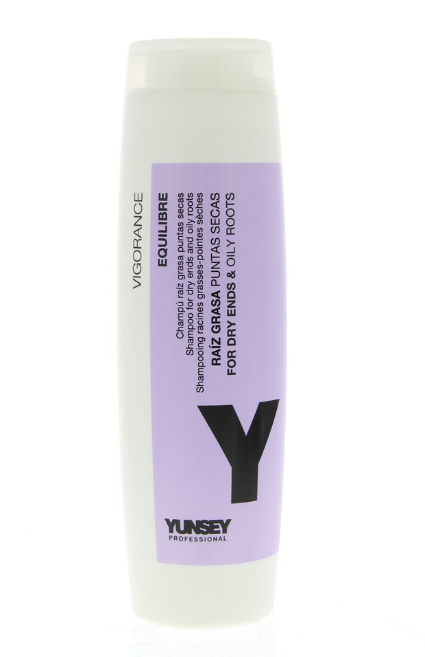 Vigorance Equilibre Line Shampoo for Dry Ends and Oily Roots
