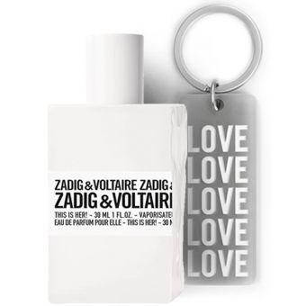This Is Her! Eau de Parfum + Key Holder