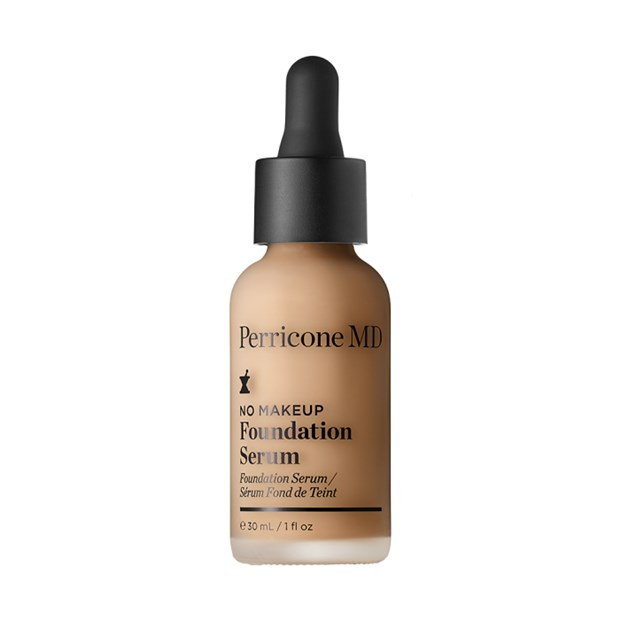 No Make-up No Foundation Serum SPF 20 Buff Light