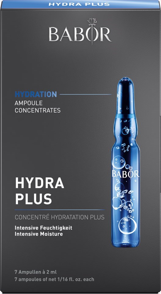 Ampoule Concentrates Hydration Hydra Plus 7x2ml