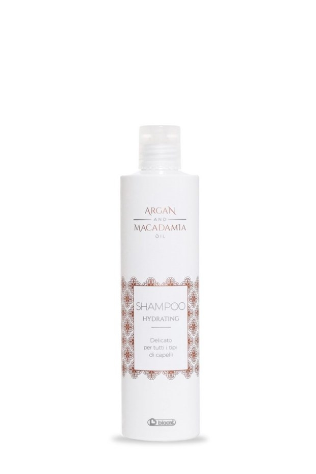 Argan and Macadamia Oil Hydrating Shampoo