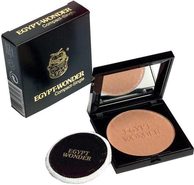Compact Single Mineral Bronzing Powder Pearl