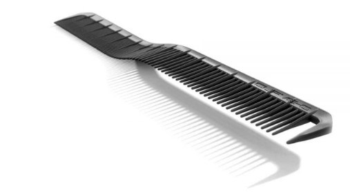 Specialist Combs Right-Handed Hard Cutting Comb