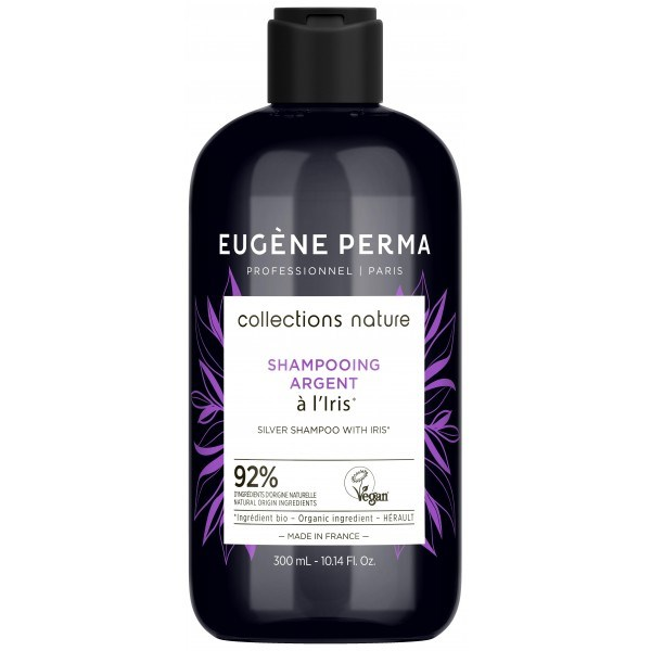 Collections Nature Silver Shampoo With Iris