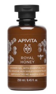 Body Care Royal Honey Shower Gel with Essential Oils