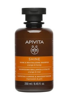 Hair Care Shampoo Shine & Revitalizing