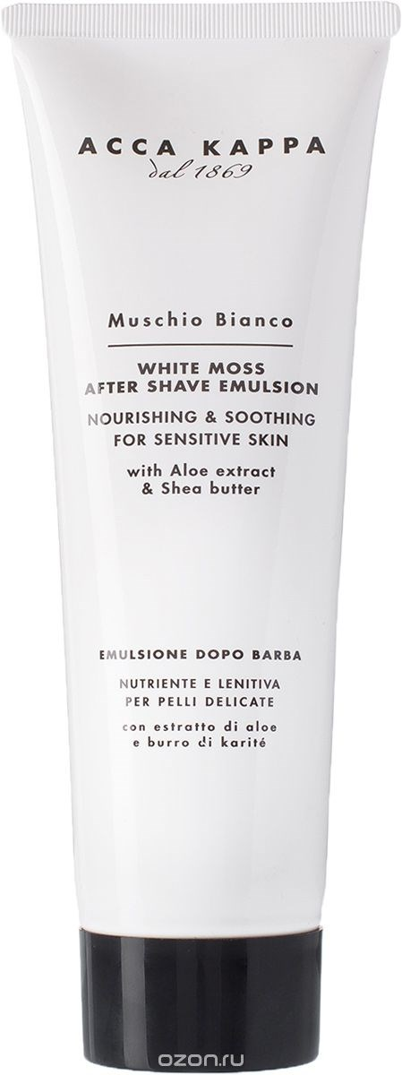 White Moss After Shave Emulsion