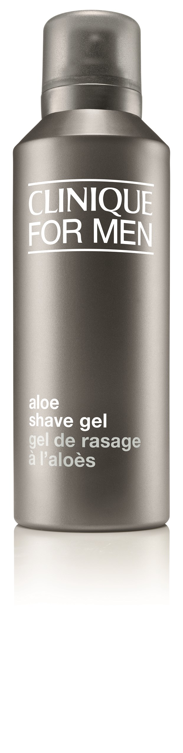 Clinique Gel de rasage à l'aloès