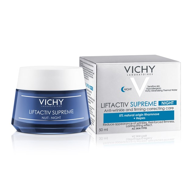 Vichy Nuit Soin anti-rides & effet lifting