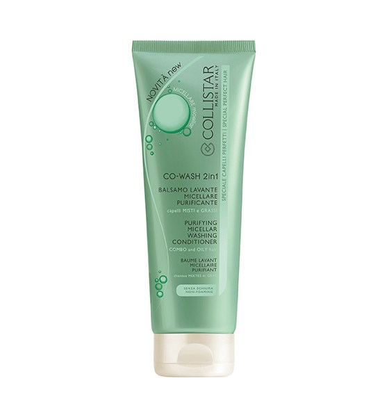 Hair Co-Wash 2in1 Purifying Micellar Washing Conditioner