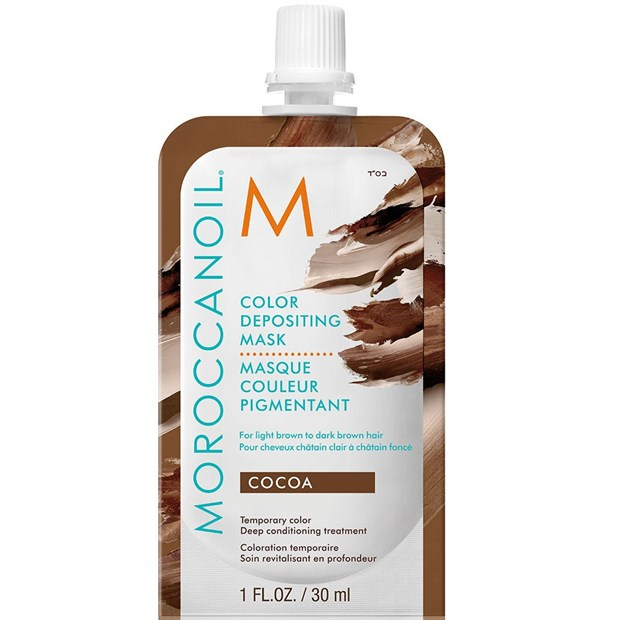 Color Depositing Mask Cocoa