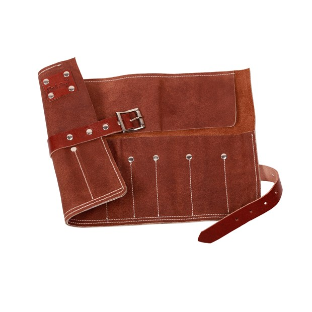 Accessoires Barber Tool Roll Leather
