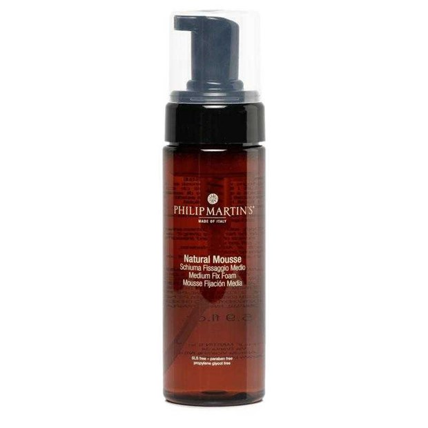 Hair Styling Natural Mousse