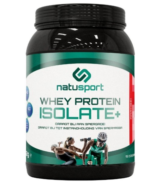 Whey Protein Isolate+