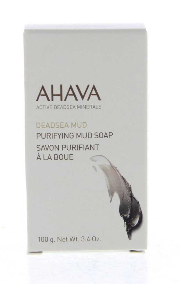 Body Mud Purifying Mud Soap