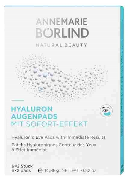 AquaNature Hyaluron Oogpads 6x2