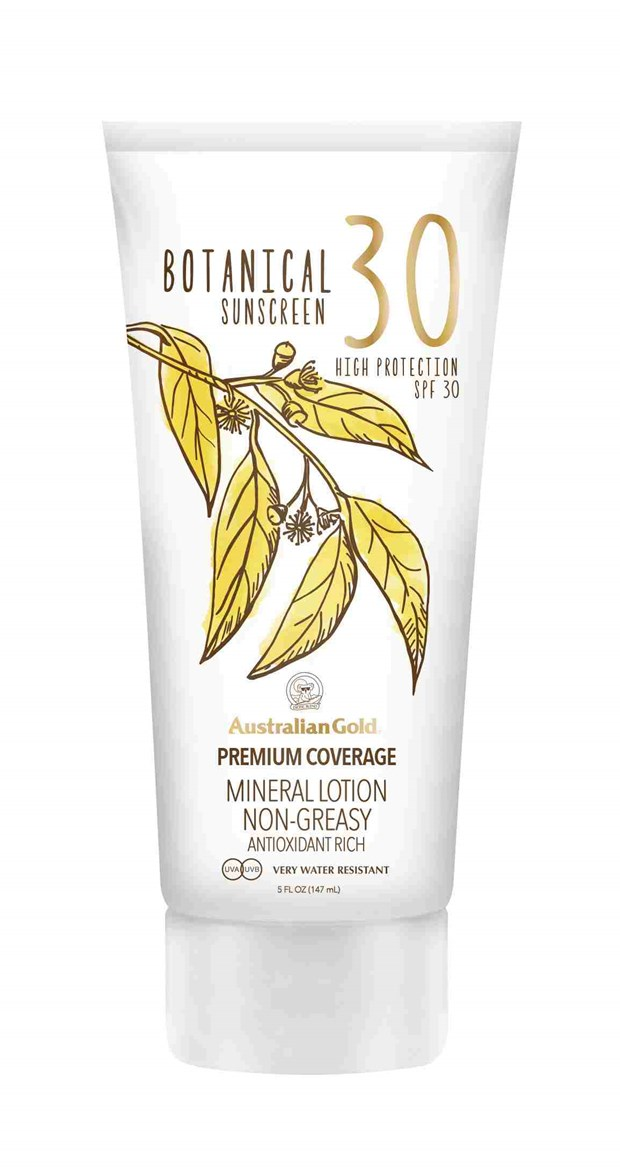 SPF Botanical Mineral Lotion Non-Greasy SPF30