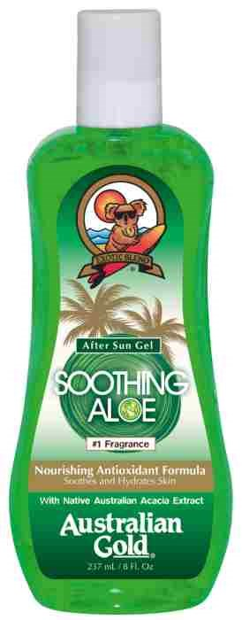 SPF Outdoor Soothing Aloe After Sun Gel